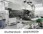 led processing factory | Shutterstock . vector #606939059