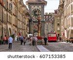 bern  switzerland   august 31 ...   Shutterstock . vector #607153385