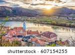 Panoramic Aerial View Of...