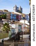 Brazil  Bahia  Historic Center...