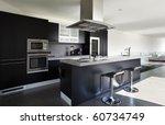 a beautiful new apartment | Shutterstock . vector #60734749
