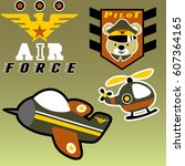 Air Force Squadron  Kids T...