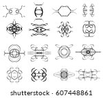 vector patterns collection...