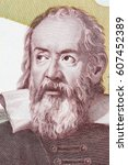 Galileo Galilei Portrait From...