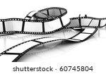 blank film | Shutterstock . vector #60745804