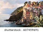 Beautiful Town Of Riomaggiore ...