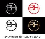 bh text logo