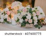 Flower Arrangement Wedding...