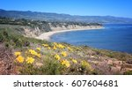 Malibu Coast Landscape In...