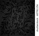 seamless wallpaper pattern ... | Shutterstock .eps vector #60781156