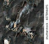 Mulicolored Dark Natural Marbl...