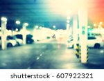 blurred  background abstract... | Shutterstock . vector #607922321
