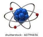 atom   Shutterstock . vector #60794656