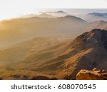spectacular aerial view of the... | Shutterstock . vector #608070545