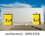 industrial warehouse | Shutterstock . vector #60812326