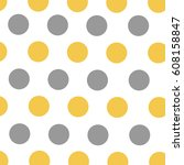background of circles | Shutterstock .eps vector #608158847
