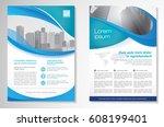 template vector design for... | Shutterstock .eps vector #608199401
