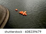 Overhead View Of A Group Of...
