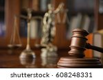 law concept. | Shutterstock . vector #608248331