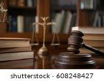 law concept. | Shutterstock . vector #608248427