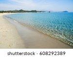 Small photo of View of the Cea Beach, Ogliastra, Sardinia