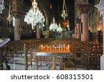 Interior Of The Greek Orthodox...