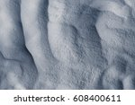 dark silver color. desert.... | Shutterstock . vector #608400611