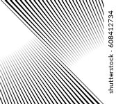 diagonal striped illustration.... | Shutterstock .eps vector #608412734