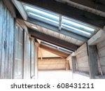 Discovery Hut Veranda Roof...
