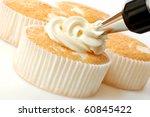 Creamy Vanilla Frosting Being...