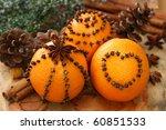 Three Oranges And Cloves