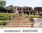 Udayagiri Caves Are Partly...