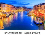 Venice  Italy. Grand Canal Fro...