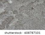 closeup of flagstone texture... | Shutterstock . vector #608787101