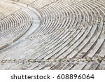 Small photo of Partial view of the public Panathenaic stadium, also known as Kallimarmaro, in Athens, Greece. It is the stadium that hosted the first modern Olympic Games, in 1896, in Athens, Greece.