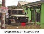jakarta  indonesia   january 29 ...   Shutterstock . vector #608908445
