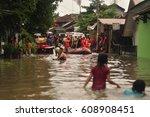 jakarta  indonesia   january 29 ...   Shutterstock . vector #608908451