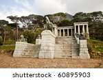The Rhodes Memorial Monument I...