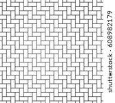 rectangular blocks wallpaper.... | Shutterstock .eps vector #608982179