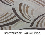 tile with an abstract mosaic ...   Shutterstock . vector #608984465