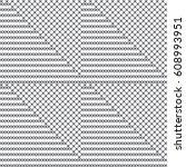 vector seamless pattern....   Shutterstock .eps vector #608993951