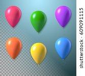 illustration of photorealistic... | Shutterstock .eps vector #609091115