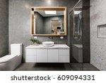 Modern Grey Designer Bathroom...