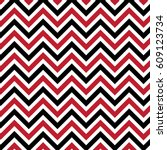 Chevrons Zigzag Abstract Style...