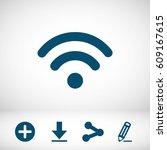wifi vector icon
