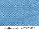 silk fabric blue wallpaper...   Shutterstock . vector #609225017
