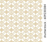 pattern vector color graphic... | Shutterstock .eps vector #609230384