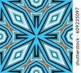 seamless texture  abstract... | Shutterstock .eps vector #609235097