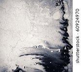 designed artistic grunge... | Shutterstock . vector #60924970