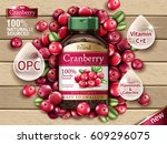 Cranberry Dietary Supplement...